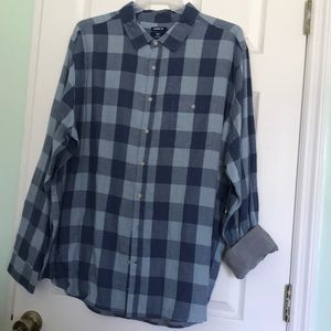 George  classic fit .mens bottoms Dow shirt  Sz 3x